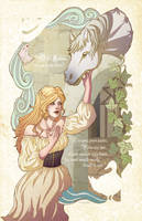 The Goose Girl by stereophilic