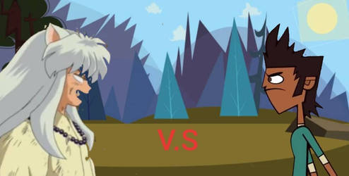 inuYasha V.S Mike by EdwinTD