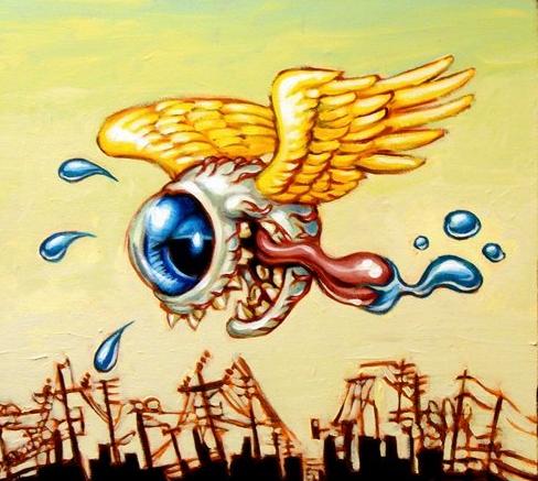 Eye Spy by BigToeArt