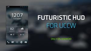 Futuristic HUD UCCW