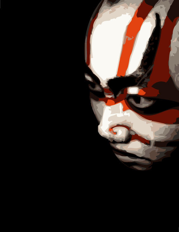 kabuki by braggme