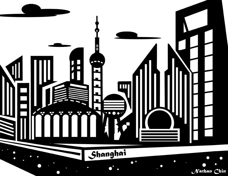 Shanghai by Limited-Access