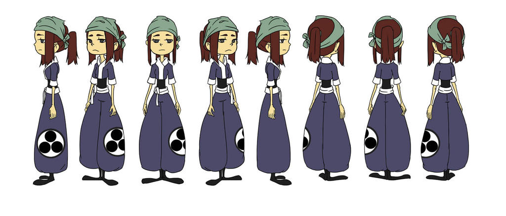 Nanami turnaround by Limited-Access