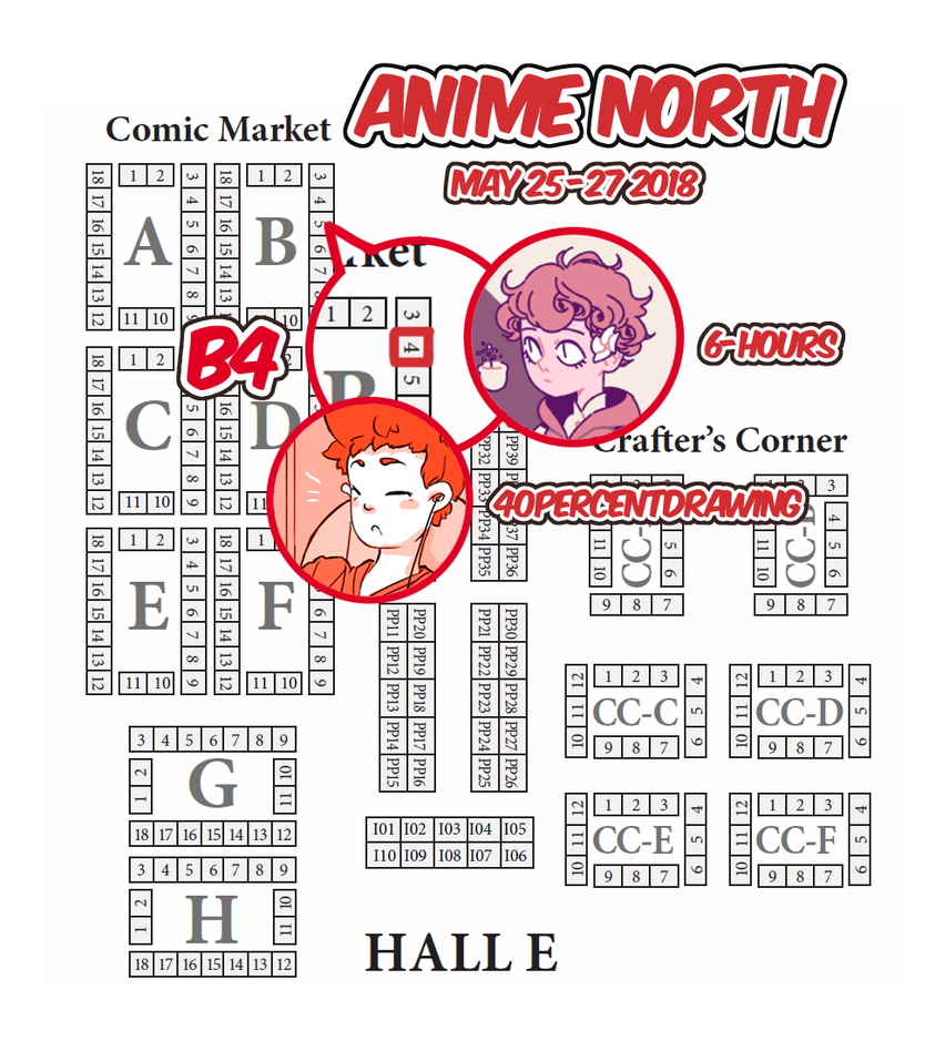 Anime north notice by Limited-Access