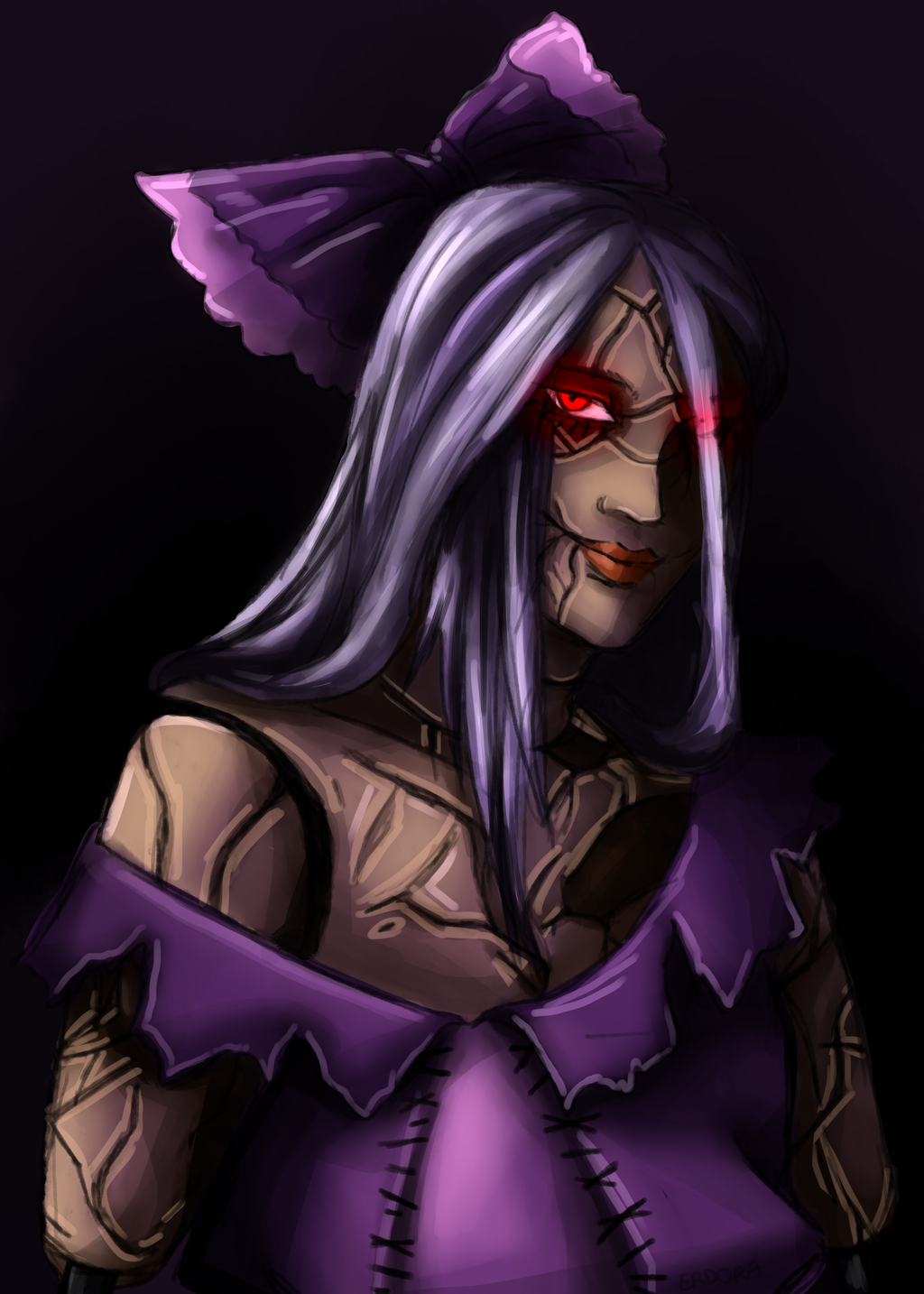 Izanami Dreadful Doll by Erdora