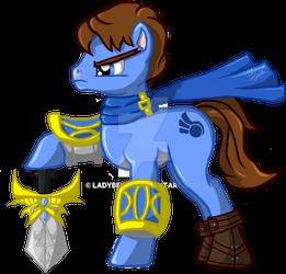 Garen: The Mighty Demacian Stallion