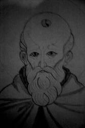 St. Maximus the confessor by Angelic-Painter
