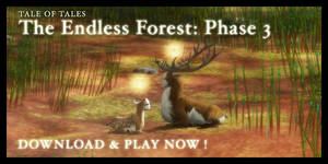 The Endless Forest Phase 3 by JohnyZuper