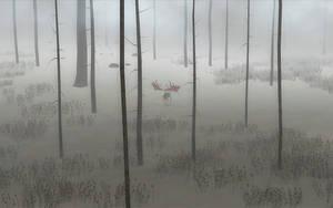 Halloween in an Endless Forest by JohnyZuper