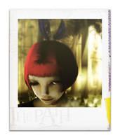 The Path: Ginger -polaroid by JohnyZuper