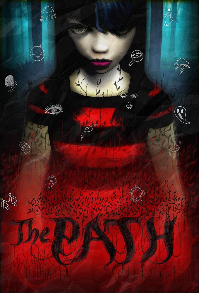 The Path: box art by JohnyZuper.