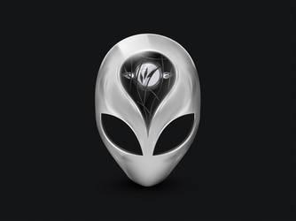 Dell alien icon design by heiyu8