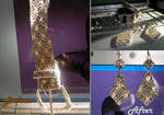 Before and After. Jewellry