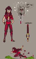 Steven Universe - Belethor by Rockinyourbrainoff