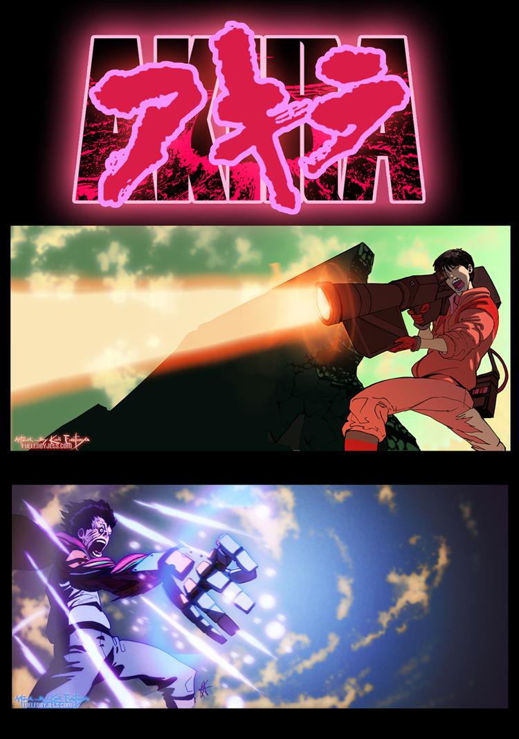 Akira Final by jets