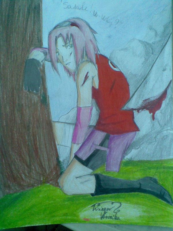 Sakura kifáradt...