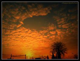Sunset by NittaSuzuna