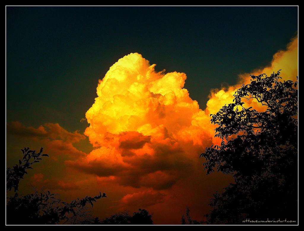 Sunset 2 by NittaSuzuna