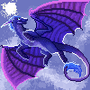 Crystralclaw Icon Commission by Silvadruid