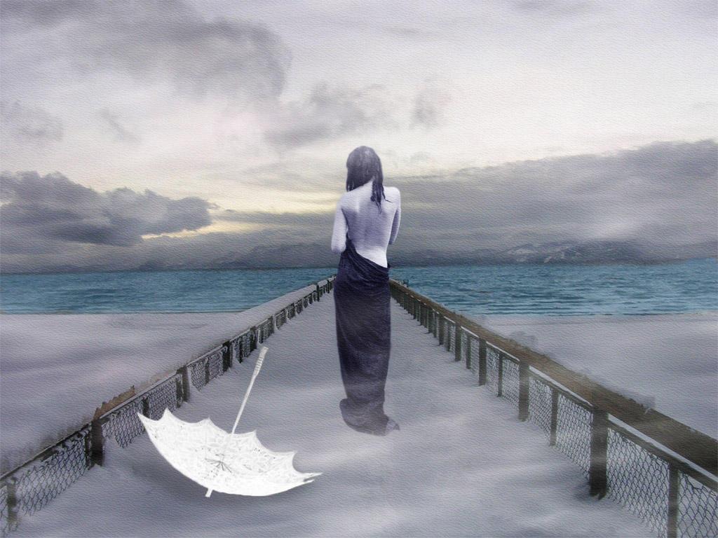 Passante solitaria by Flore