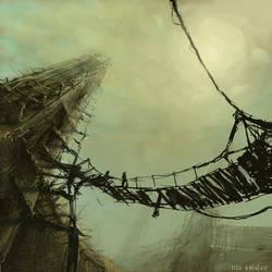 towers of mud n straw
