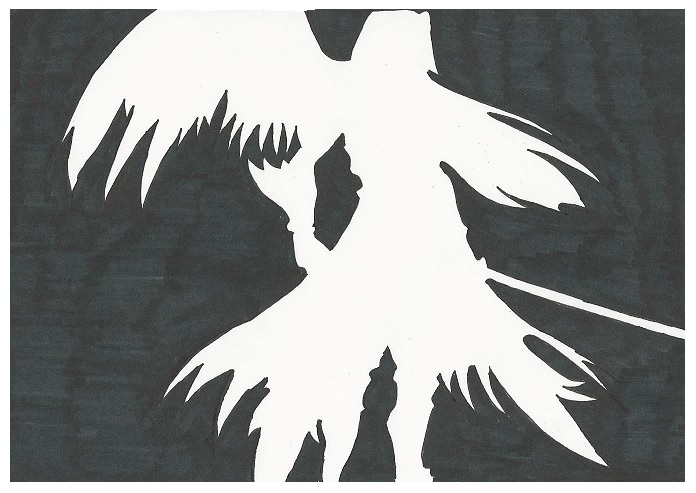 Sephiroth-negative space by setzaroth2