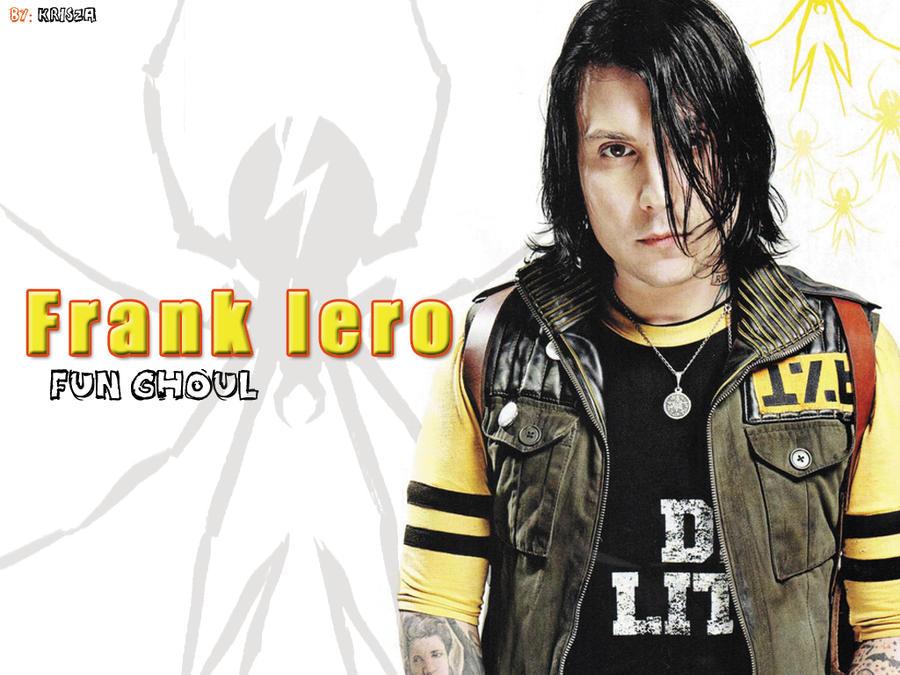 Frank Iero Fun Ghoul