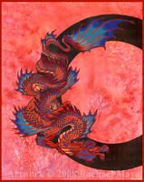 Dance of Balance 3: Reds by rachaelm5