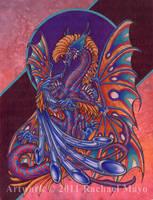 Jazzdragon 16 by rachaelm5