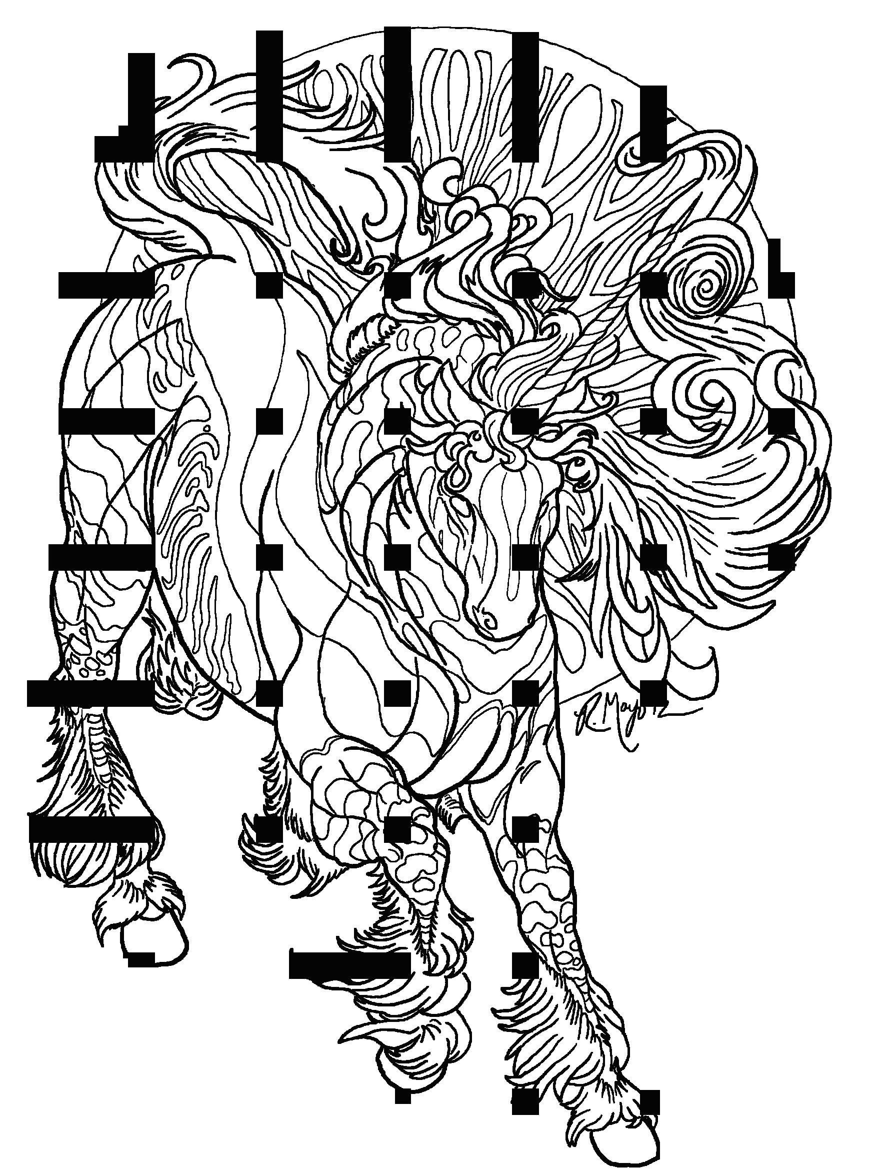 Line Art : By the light of stars lineart rachaelm on deviantart
