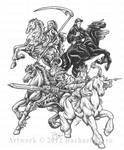 Tremorworks: Four Horsemen