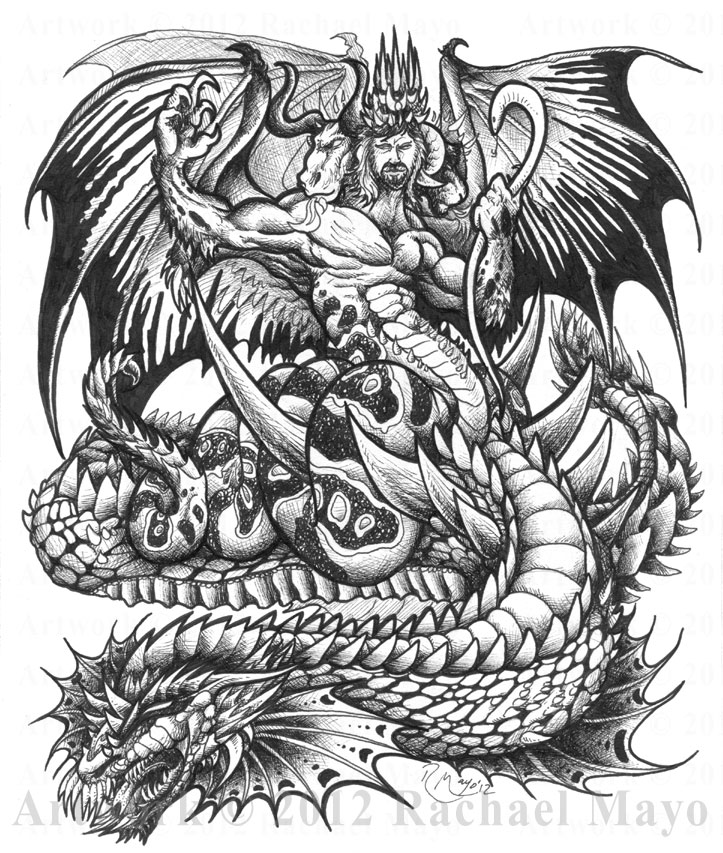 March 21st 2013 Asmodeus Deities Daily
