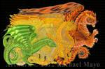 Dragons of Every Dawn YG, Y, YO, O