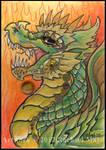 ACEO Dragon 06