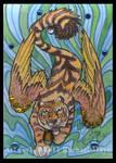 ACEO Tiger 01