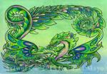 Spring Exuberance Dragon