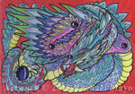 ACEO Dragon 28