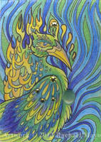 ACEO Phoenix 07 by rachaelm5