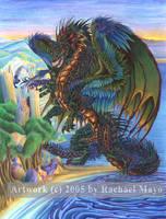 Irygantthus Dragon by rachaelm5