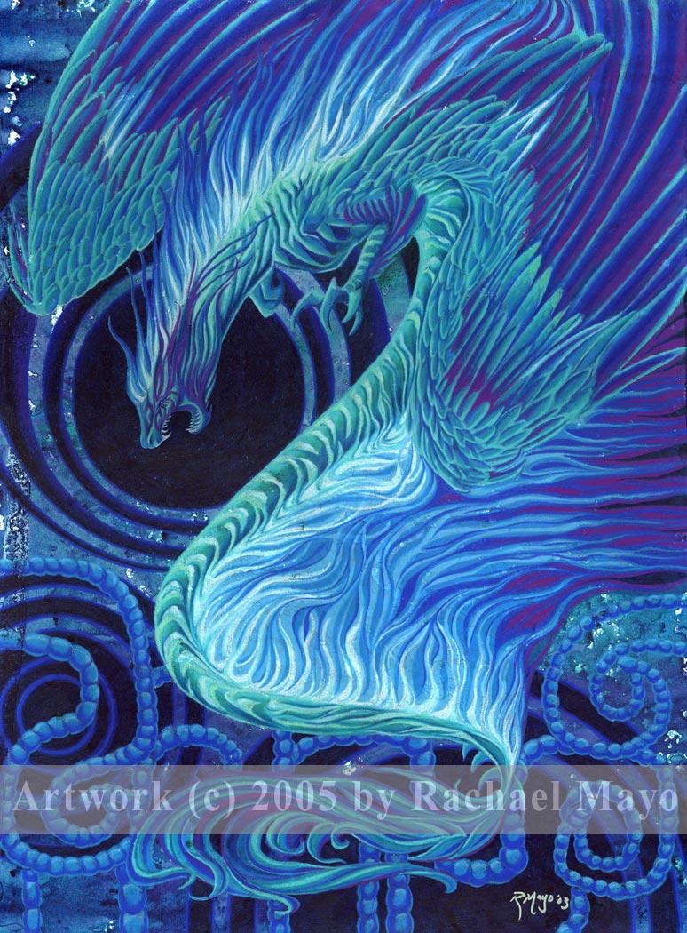 Serpent Star 3: Bluestar by rachaelm5