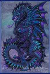 Onyx Herald by rachaelm5