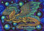 Saltare in Caelum Nocturnem color variant
