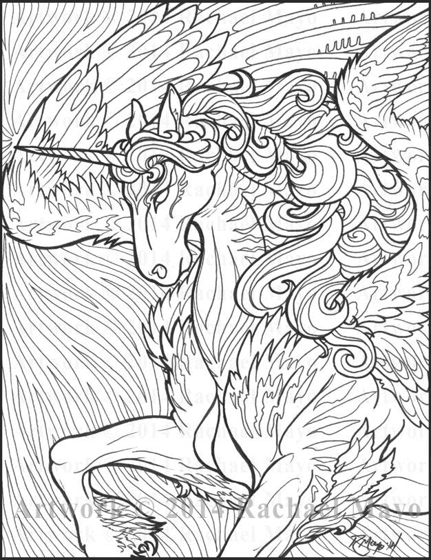 star wave unicorn 02 bw by rachaelm5 on deviantart