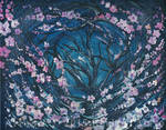 Almond Blossom Hurricane by rachaelm5