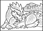 Dragon and Fluffy beginner