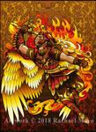 Archangel cover illo