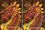 Forest Dragon cover set