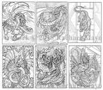 Dragon Adventure 3 sampler 02