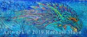 Deep Rising 11 Establishing Color Scheme
