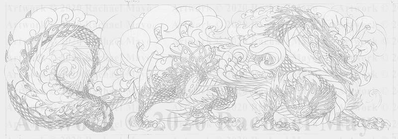 Fields of Gold 02, pencils